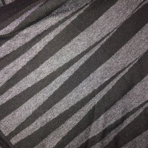 Ivanka Trump Sweaters - LS Sweater Open Layer Black/Grey Ivanka Trump L